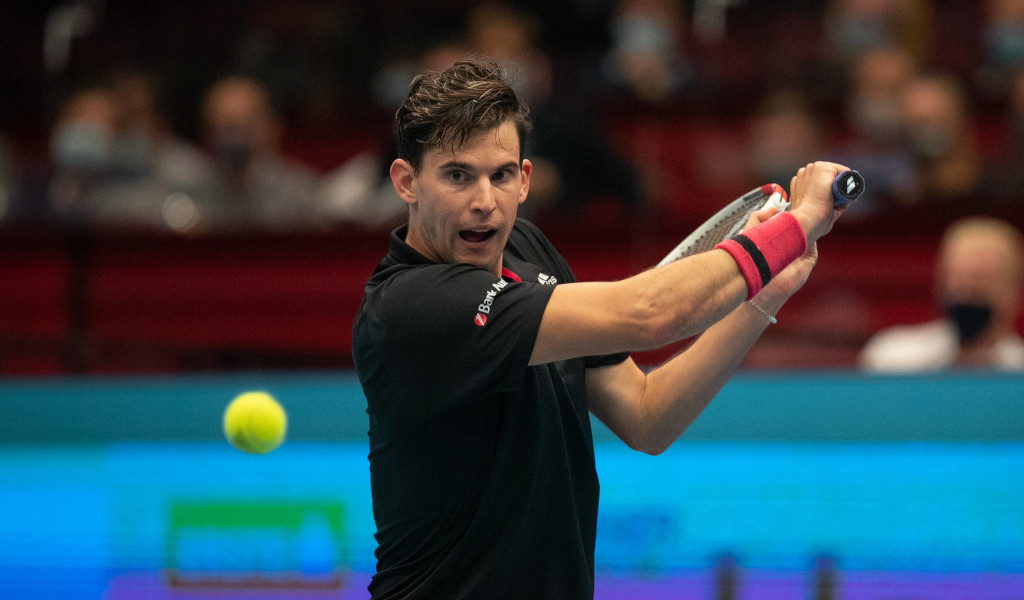 Dominic Thiem Manages To present Himself Well In Front Of Home Crowd As He Wins Vienna Opener