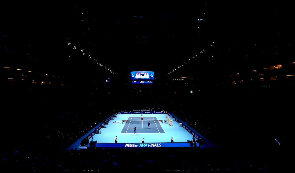 ATP Finals at London's O2 Arena