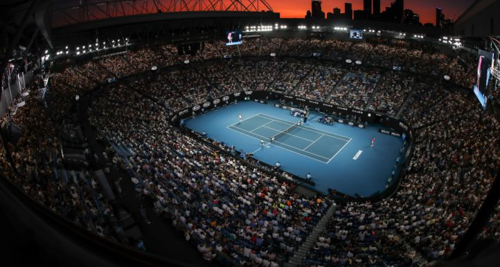Australian Open general overview
