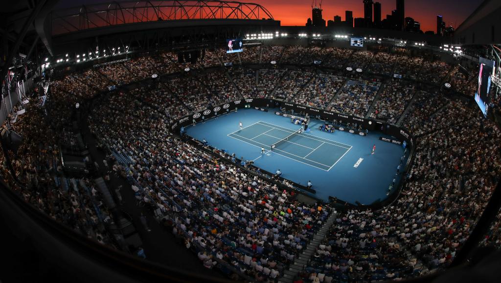 Australian Open general overview