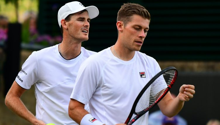 Jamie Murray and Neal Skupski