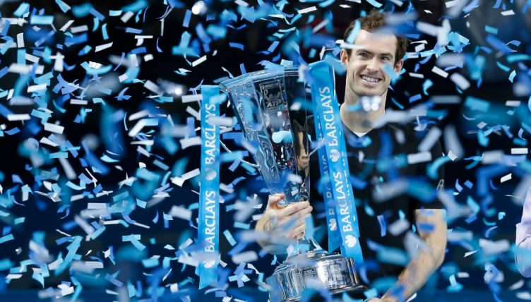 Andy Murray ATP Finals champion 2016