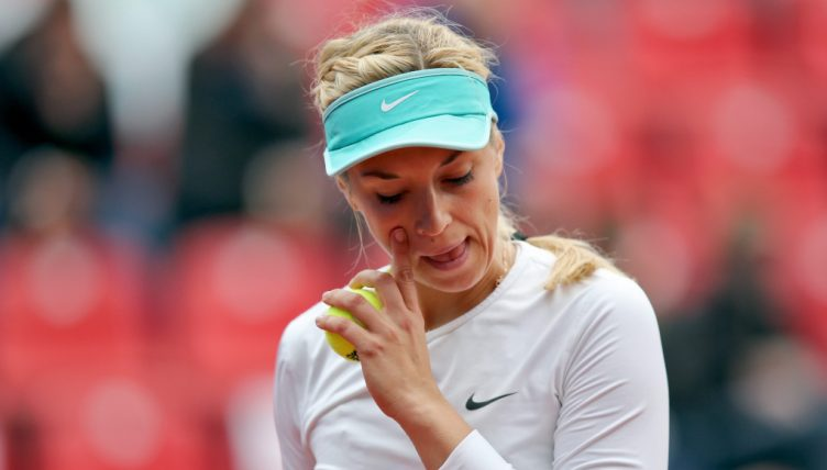 Sabine Lisicki disappointed