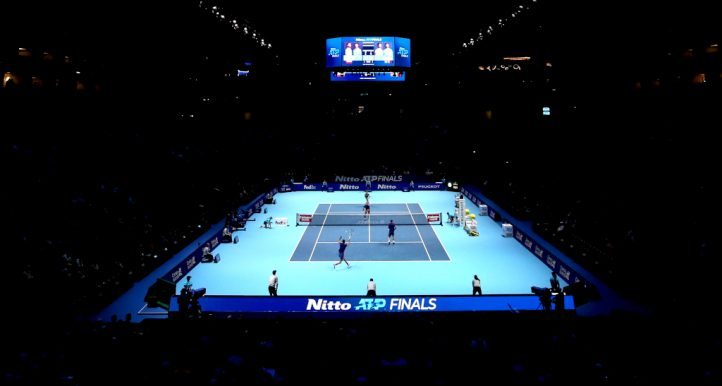 ATP Finals London's O2 Arena