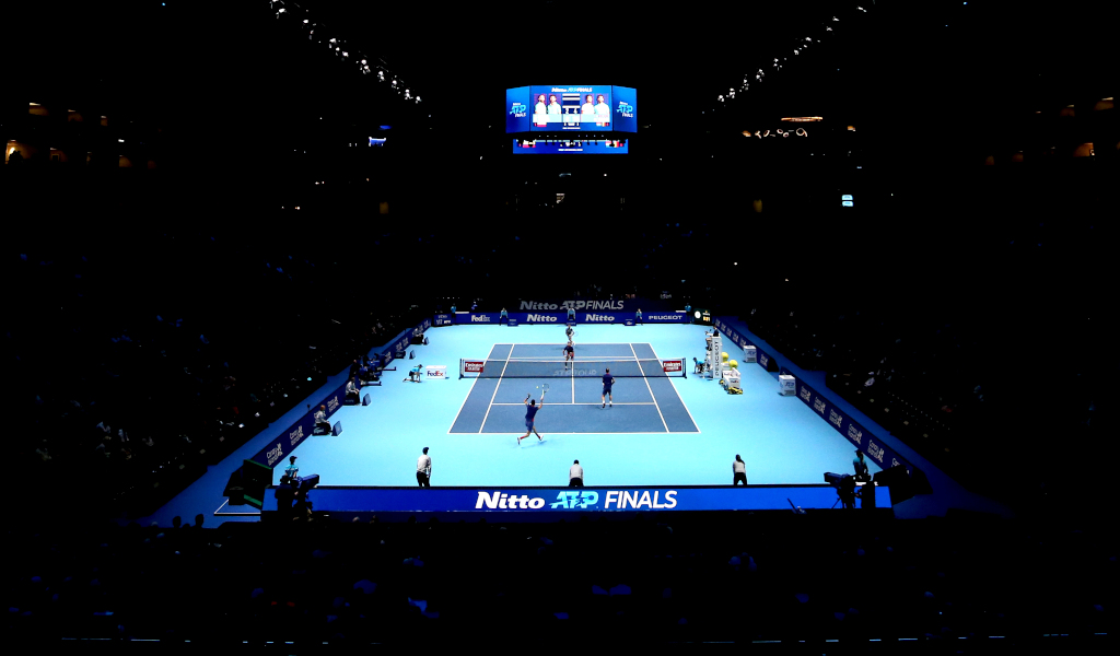 ATP Finals London's O2 Arena
