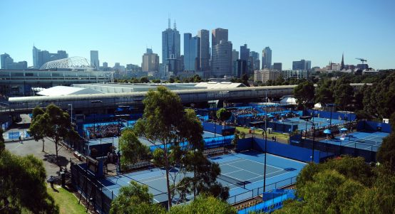 Australian Open overview