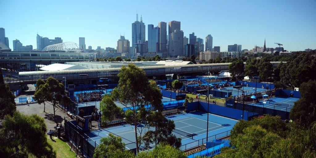 Australian Open overview