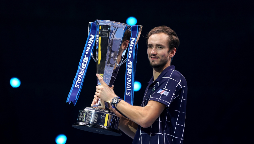 Daniil Medvedev hopes ATP Finals a sign of things to come with young guns forming 'great rivalries' - Tennis365.com