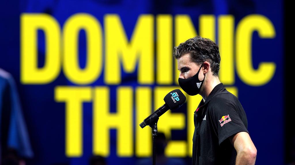 Dominic Thiem post-match interview