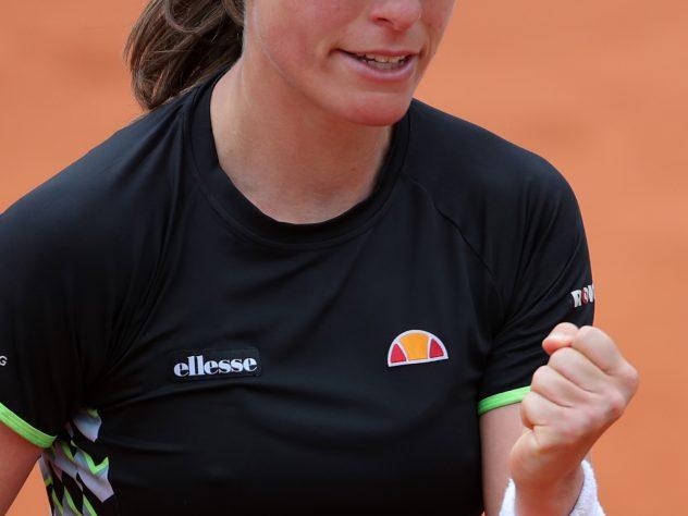 Johanna Konta reached the semi-finals of the French Open under Dimitri Zavialoff