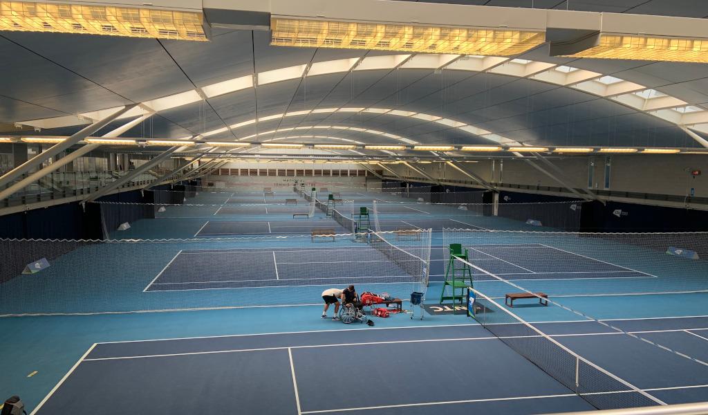 LTA's National Tennis Centre
