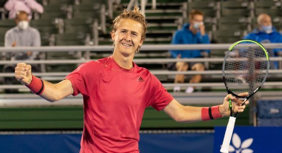 Sebastian Korda delighted