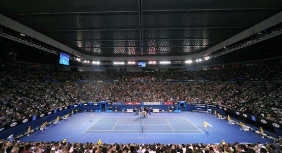 Melbourne Park Australian Open