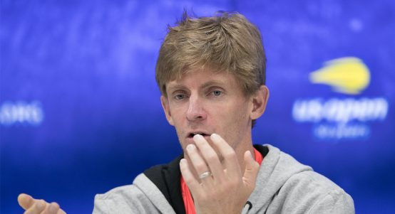Kevin Anderson press conference