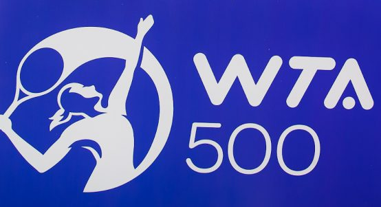 WTA Tour 500 event logo