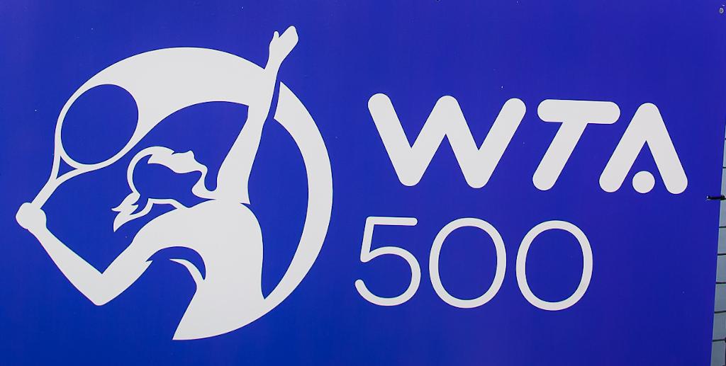 WTA Tour 500 event logo