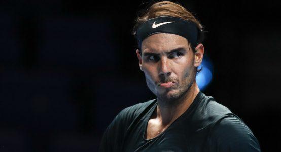 Rafael Nadal unimpressed