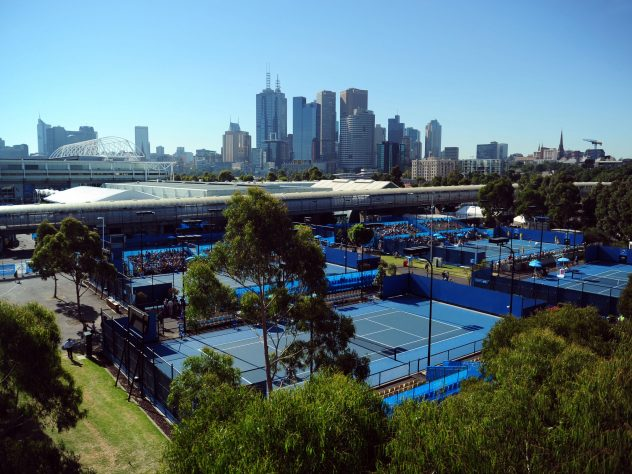 The Australian Open is set to get under way in Melbourne on February 8 (PA).