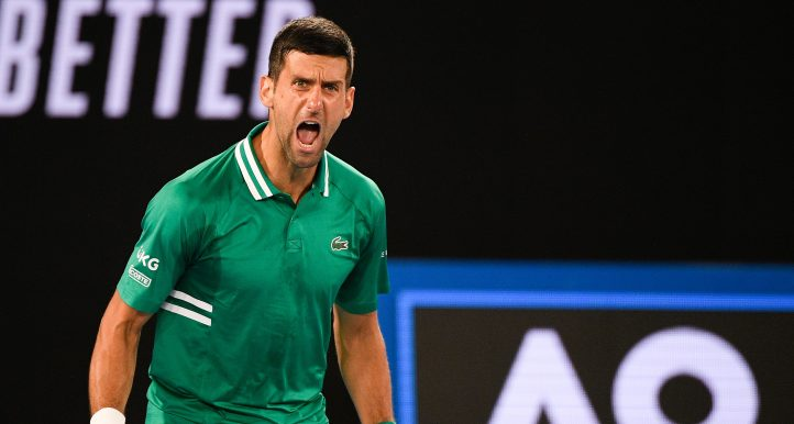 Novak Djokovic delighted