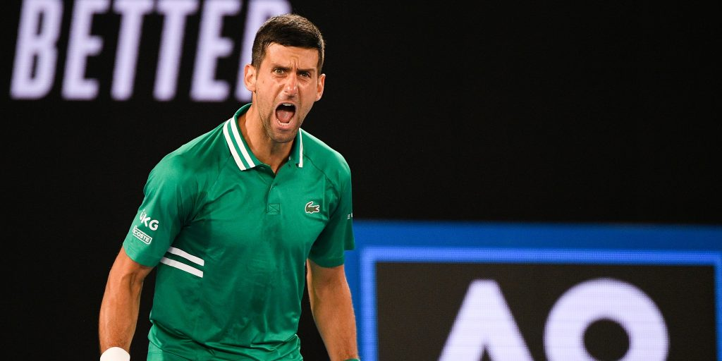 Novak Djokovic delighted