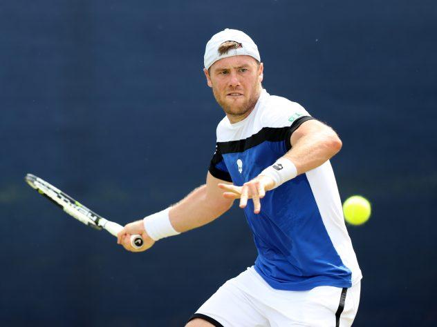AEGON Open Nottingham – Day Three – Nottingham Tennis Centre