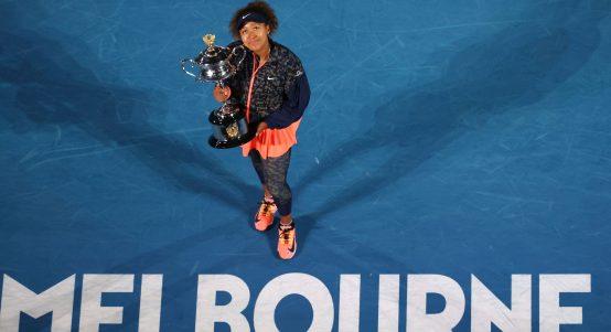 Naomi Osaka Australian Open champion