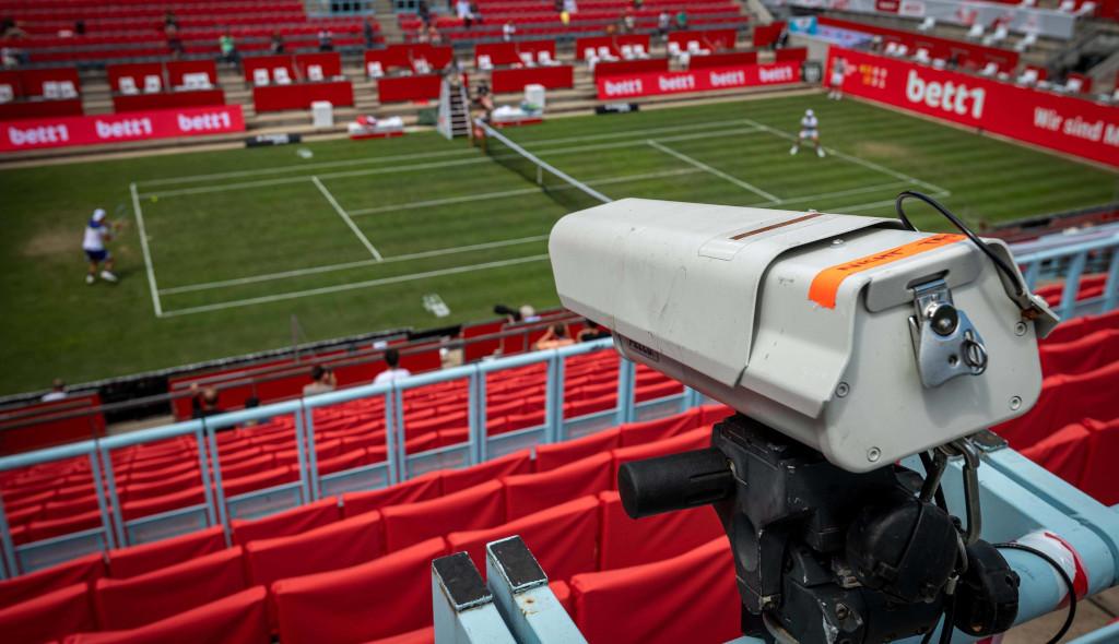 Hawk-Eye technology in tennis