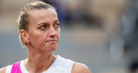Petra Kvitova looking ahead