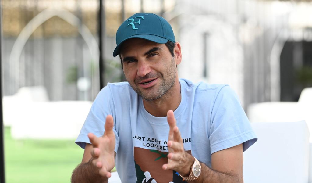 Roger Federer interview