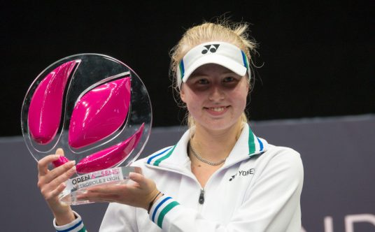 Clara Tauson Lyon Open