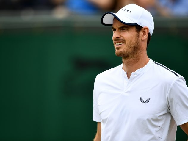 Andy Murray File Photo