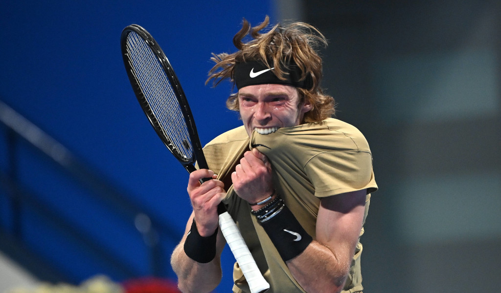 Andrey Rublev animated