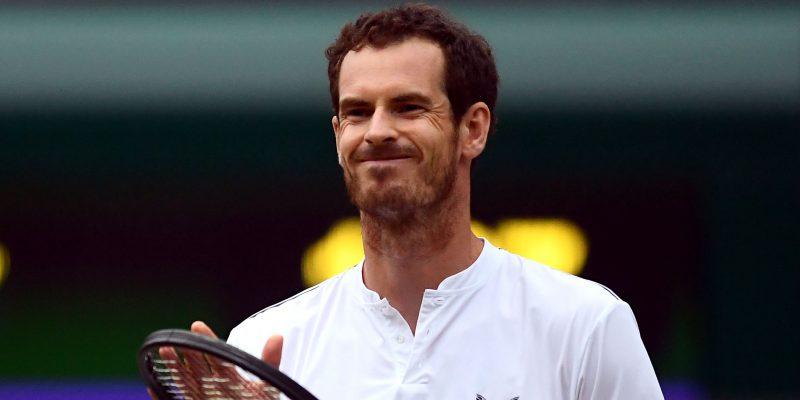 Andy Murray pensive