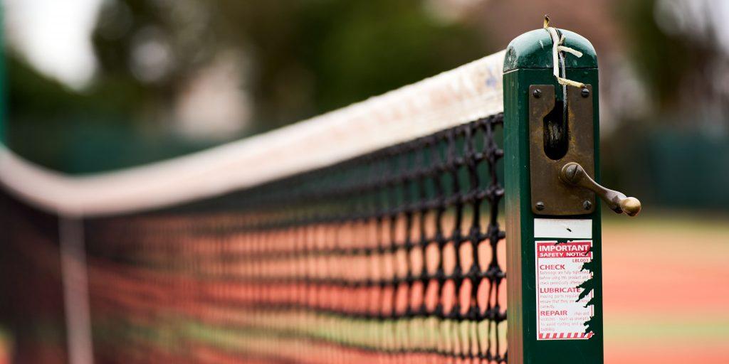 Grassroots tennis