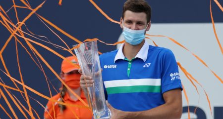 Hubert Hurkacz Miami Open champion