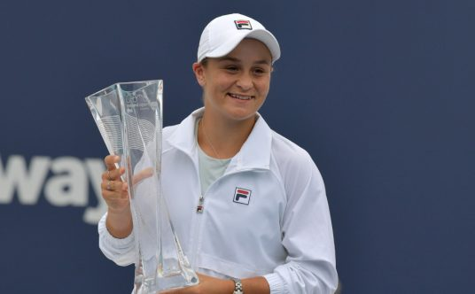 Ashleigh Barty Miami Open champion
