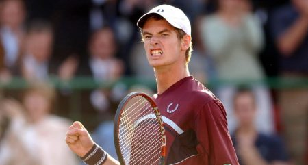 Andy Murray 2005