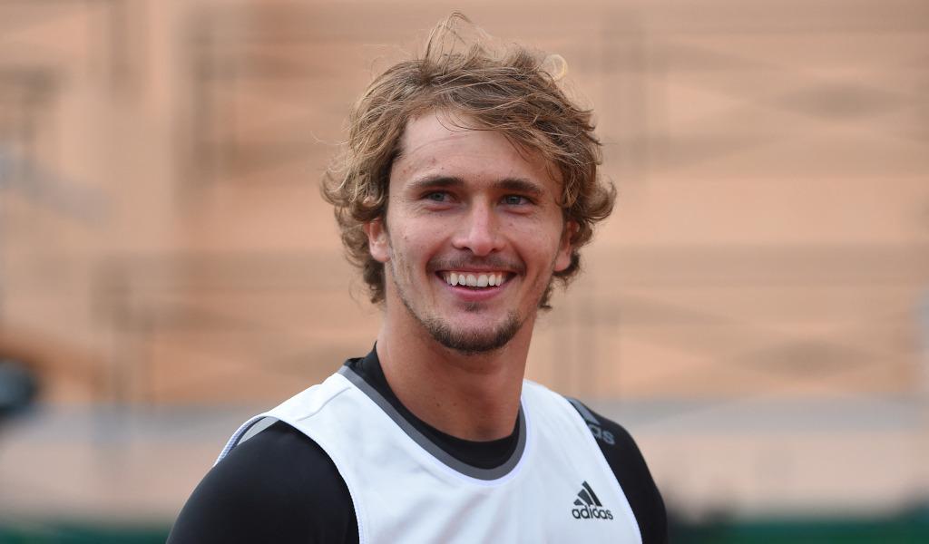Alexander Zverev pleased with himself