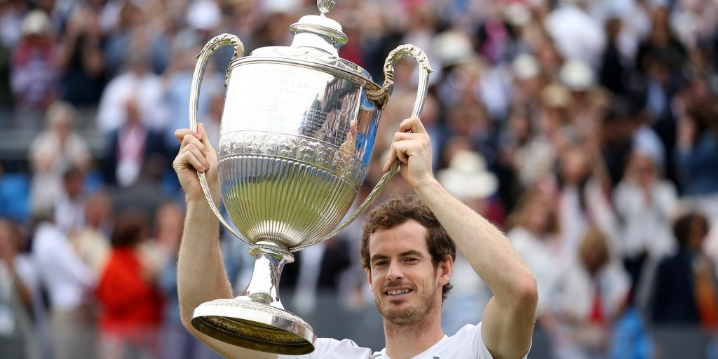 Andy Murray Queen's Club champion