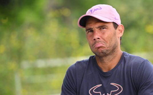 Rafael Nadal unsure