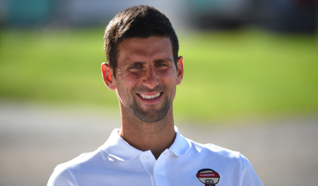 Novak Djokovic interview