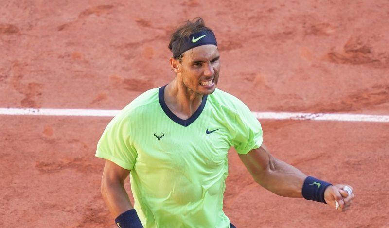 Rafael Nadal is pleased