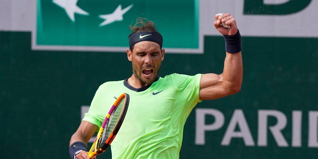 Rafael Nadal delighted