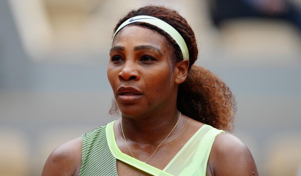 Serena Williams looking ahead