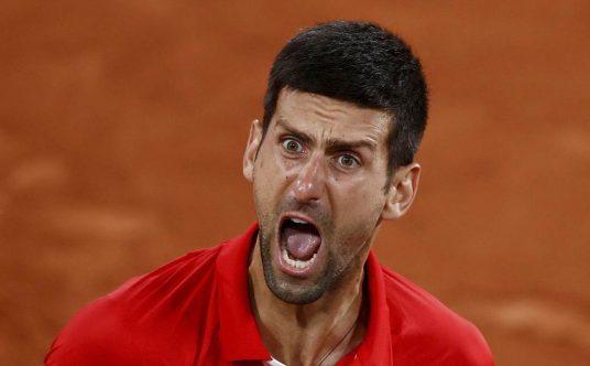 Novak Djokovic wins at French Open
