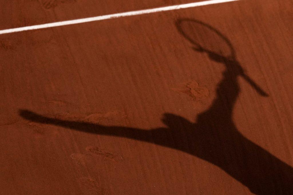 Rafael Nadal's shadow