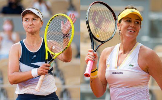 2021 French Open women's final preview Barbora Krejcikova and Anastasia Pavlyuchenkova