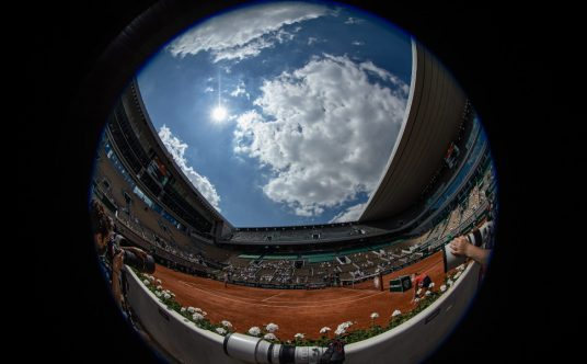 Roland Garros French Open through a lens
