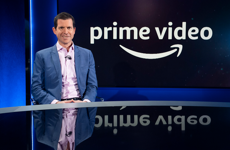 Tim Henman on Amazon Prime Video