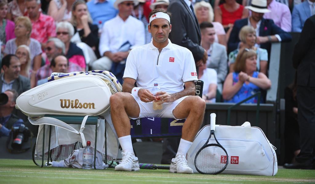 Roger Federer defeat on grass at Wimbledon 2019
